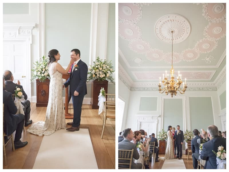 Botley Mansion Wedding, Ami & Antonio - Benjamin Wetherall Photography ©0035