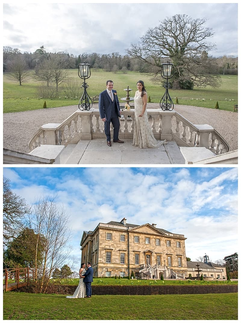 Botley Mansion Wedding, Ami & Antonio - Benjamin Wetherall Photography ©0037