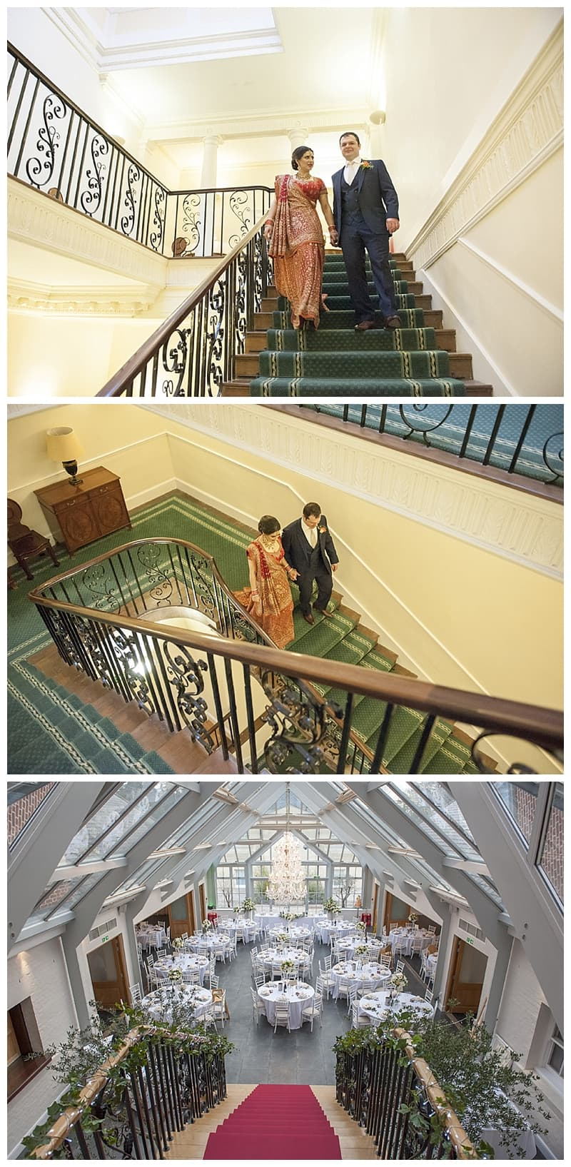 Botley Mansion Wedding, Ami & Antonio - Benjamin Wetherall Photography ©0051