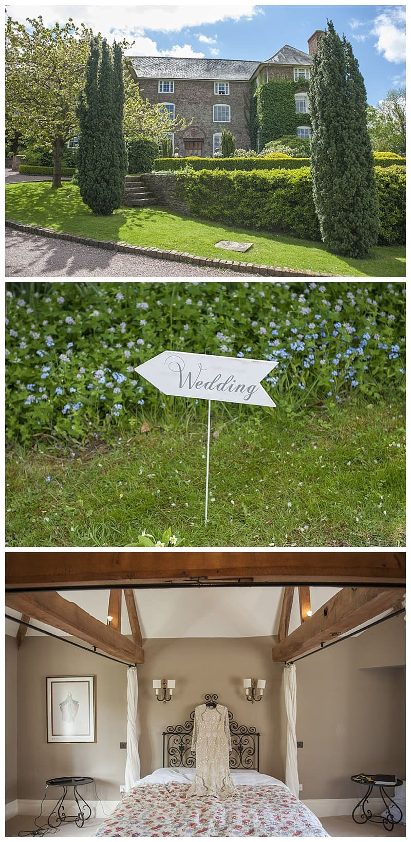 Dewsall Court Wedding, Fran & Alex, Herefordshire Wedding - Benjamin Wetherall Photography ©0002