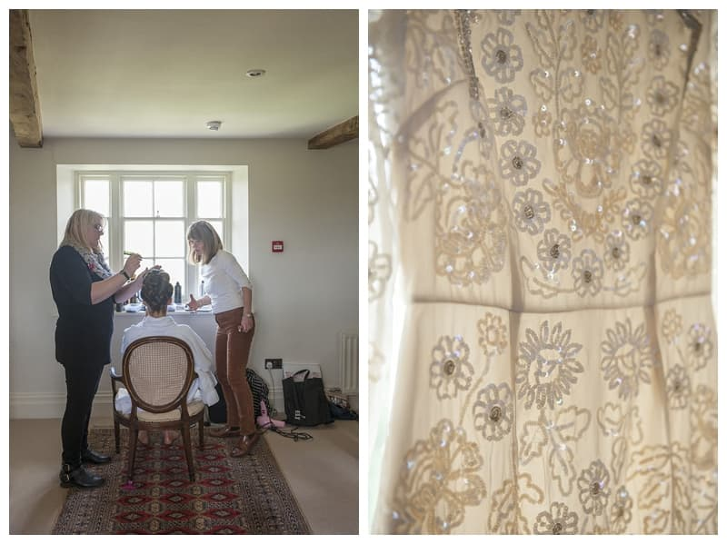 Dewsall Court Wedding, Fran & Alex, Herefordshire Wedding - Benjamin Wetherall Photography ©0005