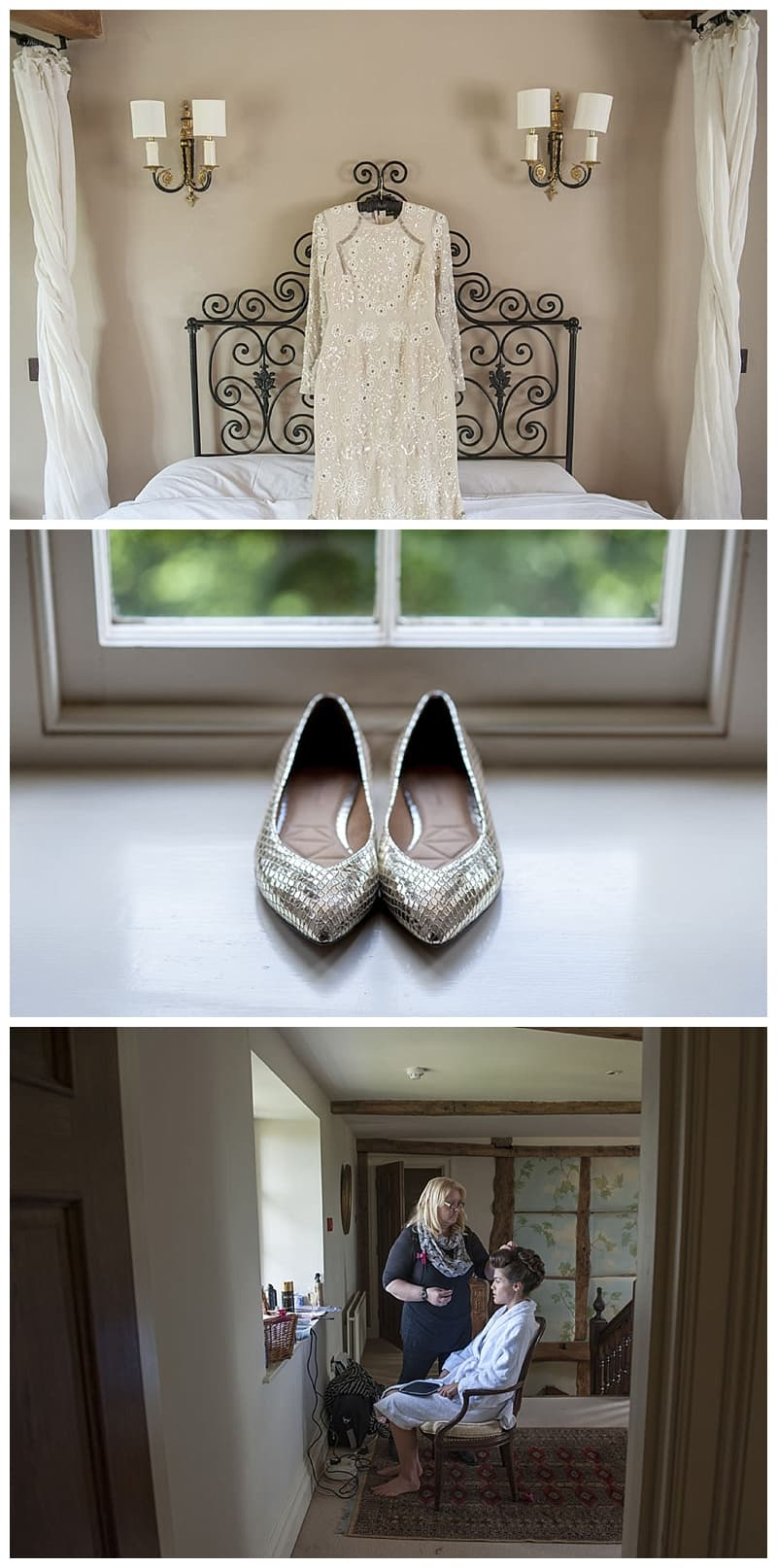 Dewsall Court Wedding, Fran & Alex, Herefordshire Wedding - Benjamin Wetherall Photography ©0007