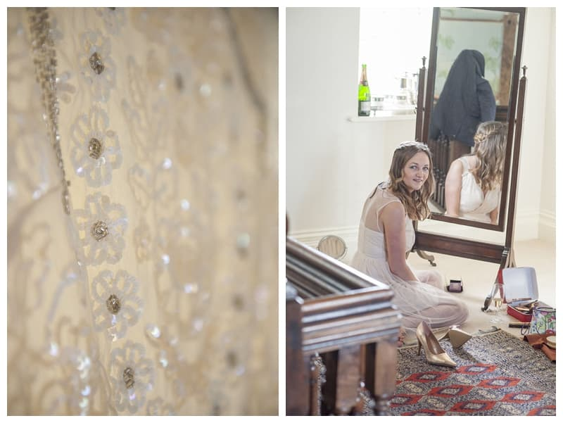 Dewsall Court Wedding, Fran & Alex, Herefordshire Wedding - Benjamin Wetherall Photography ©0008