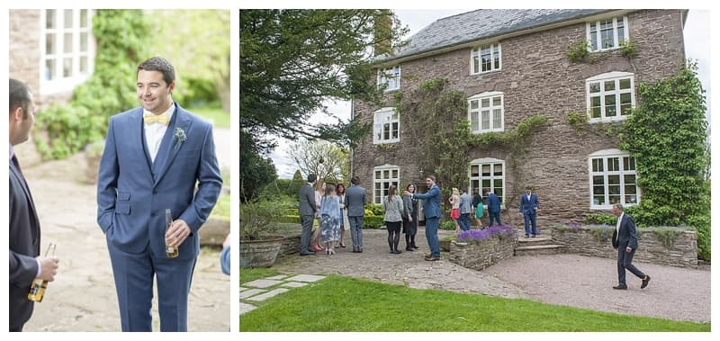 Dewsall Court Wedding, Fran & Alex, Herefordshire Wedding - Benjamin Wetherall Photography ©0022