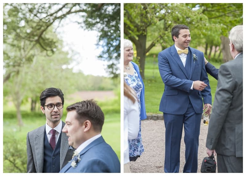 Dewsall Court Wedding, Fran & Alex, Herefordshire Wedding - Benjamin Wetherall Photography ©0025