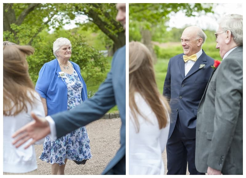 Dewsall Court Wedding, Fran & Alex, Herefordshire Wedding - Benjamin Wetherall Photography ©0027