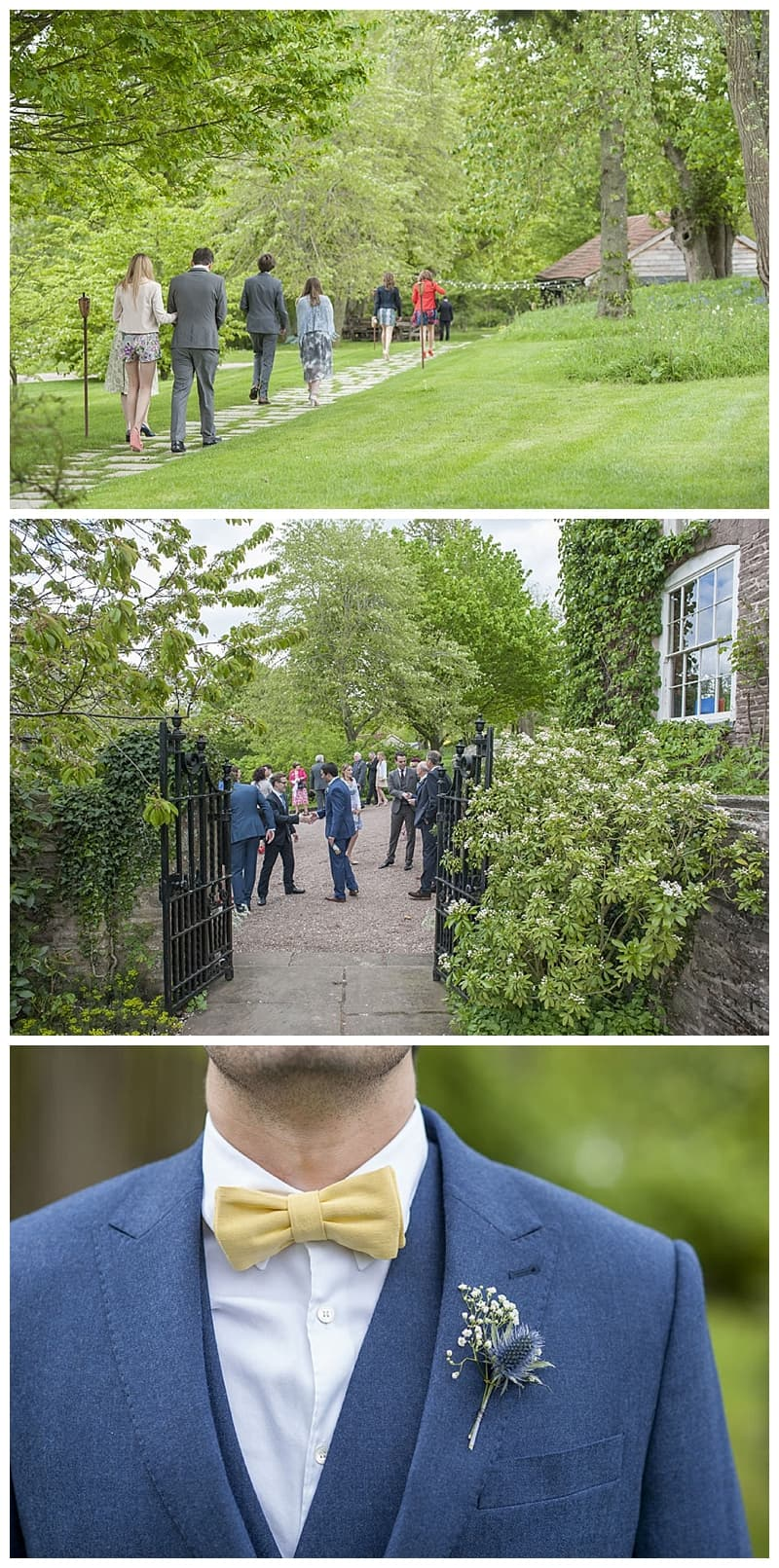 Dewsall Court Wedding, Fran & Alex, Herefordshire Wedding - Benjamin Wetherall Photography ©0028