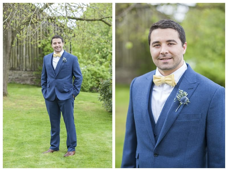 Dewsall Court Wedding, Fran & Alex, Herefordshire Wedding - Benjamin Wetherall Photography ©0029