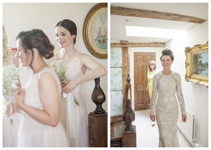 Dewsall Court Wedding, Fran & Alex, Herefordshire Wedding - Benjamin Wetherall Photography ©0042