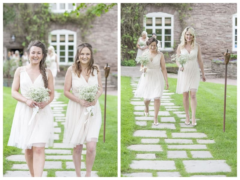 Dewsall Court Wedding, Fran & Alex, Herefordshire Wedding - Benjamin Wetherall Photography ©0048