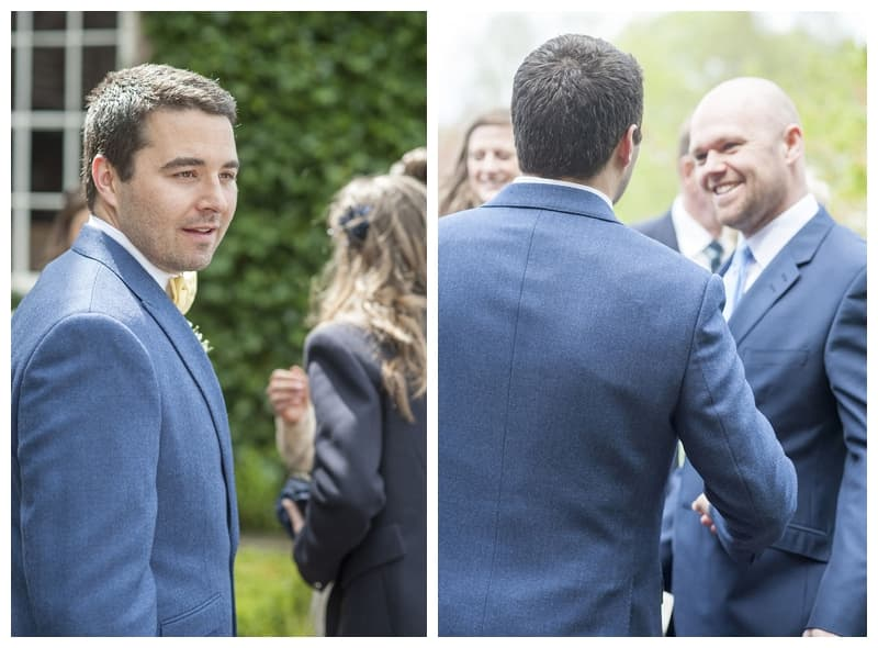 Dewsall Court Wedding, Fran & Alex, Herefordshire Wedding - Benjamin Wetherall Photography ©0069