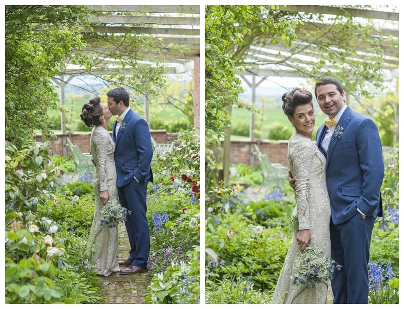 Dewsall Court Wedding, Fran & Alex, Herefordshire Wedding - Benjamin Wetherall Photography ©0079