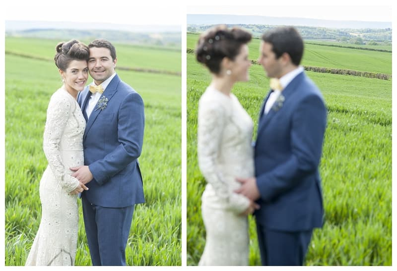 Dewsall Court Wedding, Fran & Alex, Herefordshire Wedding - Benjamin Wetherall Photography ©0081