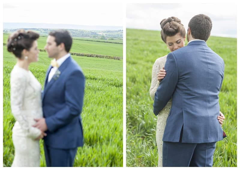 Dewsall Court Wedding, Fran & Alex, Herefordshire Wedding - Benjamin Wetherall Photography ©0083