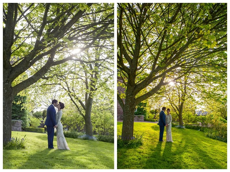 Dewsall Court Wedding, Fran & Alex, Herefordshire Wedding - Benjamin Wetherall Photography ©0097