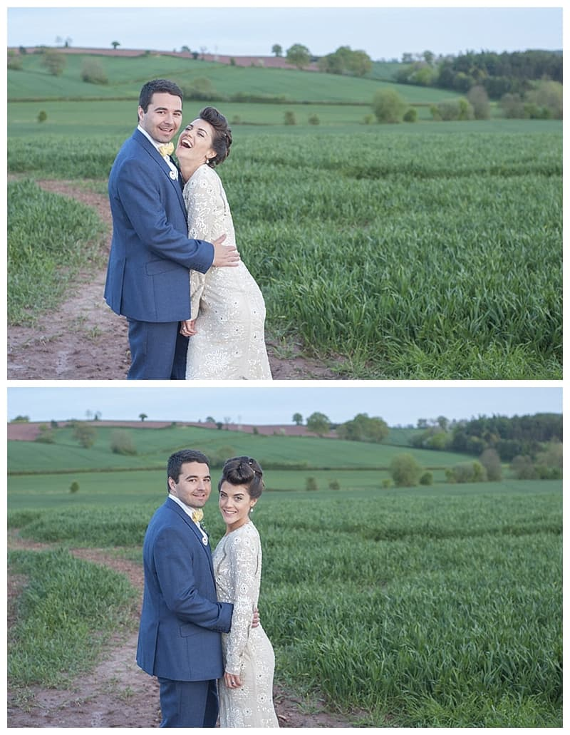 Dewsall Court Wedding, Fran & Alex, Herefordshire Wedding - Benjamin Wetherall Photography ©0105