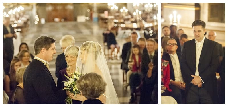 Royal Naval College Greenwich Wedding, Steve & Lisa, London Winter Wedding - Benjamin Wetherall Photography ©0015