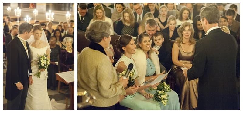 Royal Naval College Greenwich Wedding, Steve & Lisa, London Winter Wedding - Benjamin Wetherall Photography ©0016