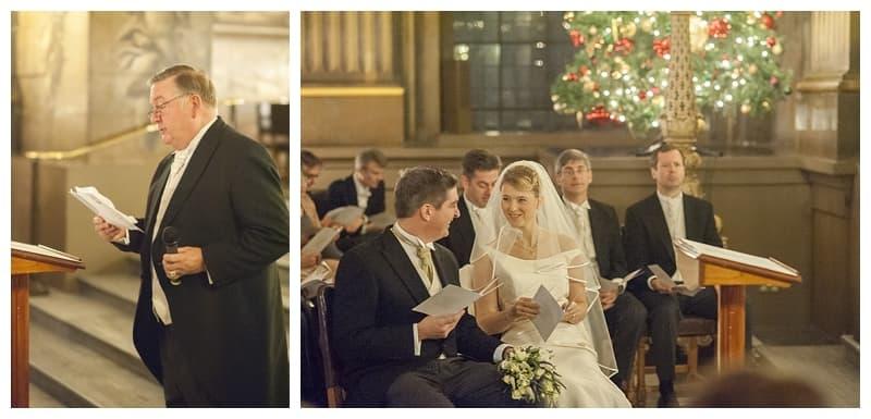 Royal Naval College Greenwich Wedding, Steve & Lisa, London Winter Wedding - Benjamin Wetherall Photography ©0020