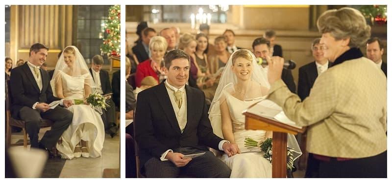 Royal Naval College Greenwich Wedding, Steve & Lisa, London Winter Wedding - Benjamin Wetherall Photography ©0023
