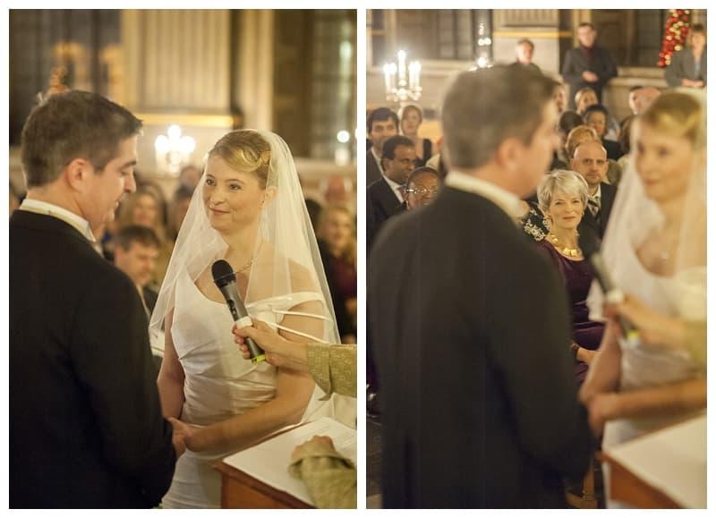 Royal Naval College Greenwich Wedding, Steve & Lisa, London Winter Wedding - Benjamin Wetherall Photography ©0024