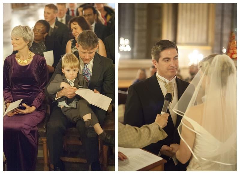 Royal Naval College Greenwich Wedding, Steve & Lisa, London Winter Wedding - Benjamin Wetherall Photography ©0025