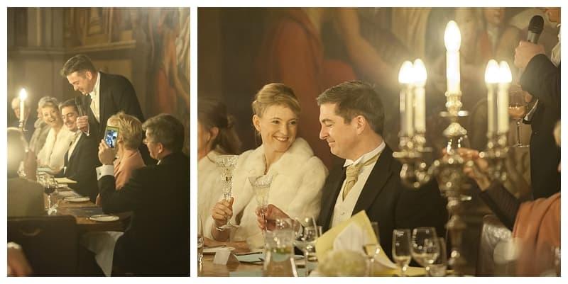 Royal Naval College Greenwich Wedding, Steve & Lisa, London Winter Wedding - Benjamin Wetherall Photography ©0045