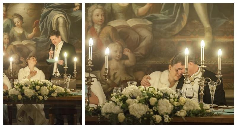 Royal Naval College Greenwich Wedding, Steve & Lisa, London Winter Wedding - Benjamin Wetherall Photography ©0049