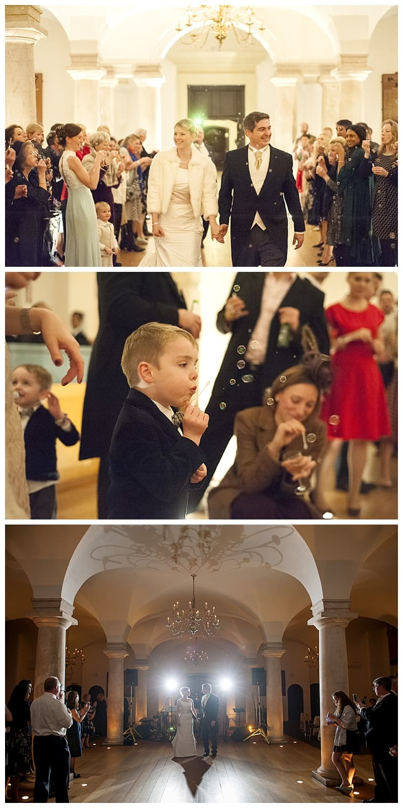 Royal Naval College Greenwich Wedding, Steve & Lisa, London Winter Wedding - Benjamin Wetherall Photography ©0054