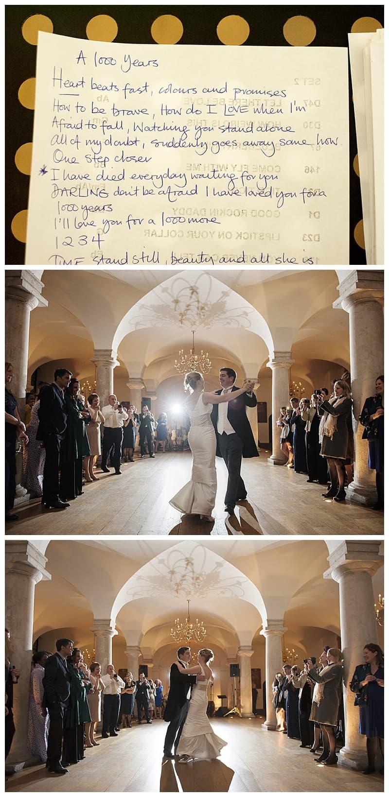 Royal Naval College Greenwich Wedding, Steve & Lisa, London Winter Wedding - Benjamin Wetherall Photography ©0055