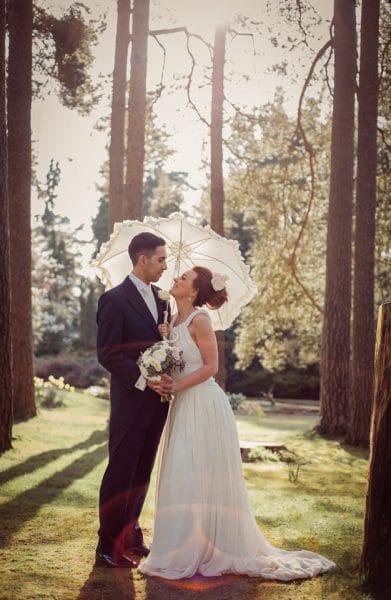 De Veres Spring Wedding