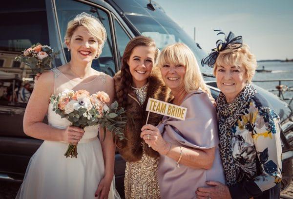 Team Bride Helsinki