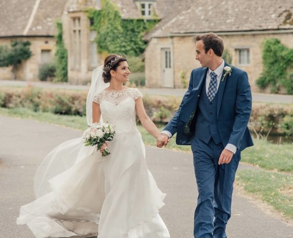Cotswolds Wedding Couple