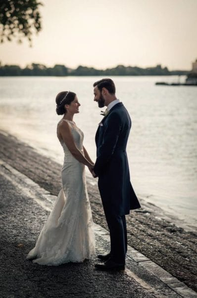 River Thames Wedding