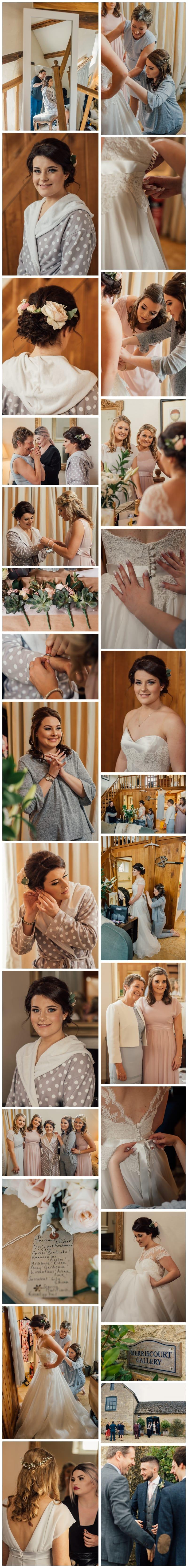 Bridal Prep Merriscourt