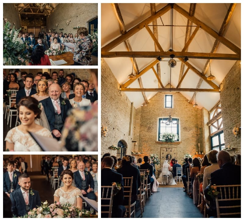 The StoneBarn Ceremony Merriscourt