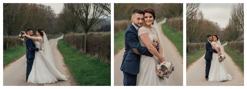 Merriscourt Wedding Bridal Portraits