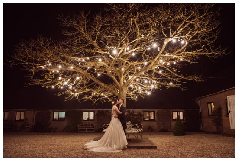 Long Exposure Wedding Photography