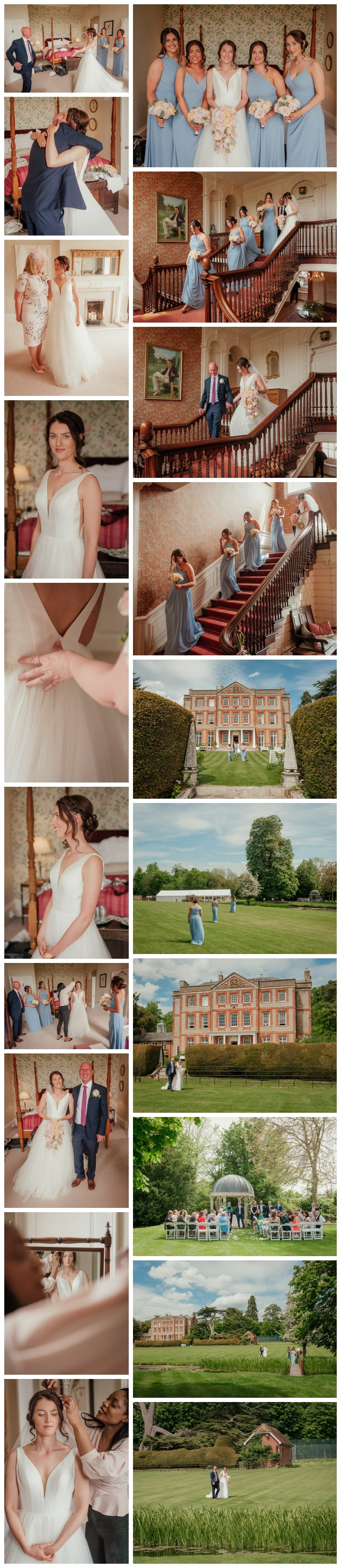 Ardington House Bridal Preparation