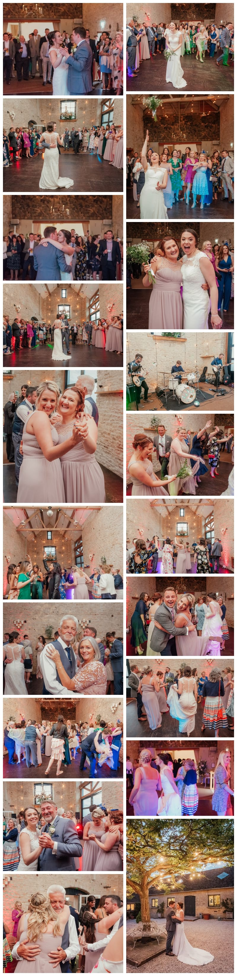 First Dance Merriscourt Cotswolds Wedding